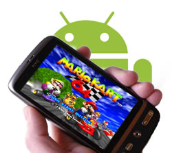 Android Mario Emulator